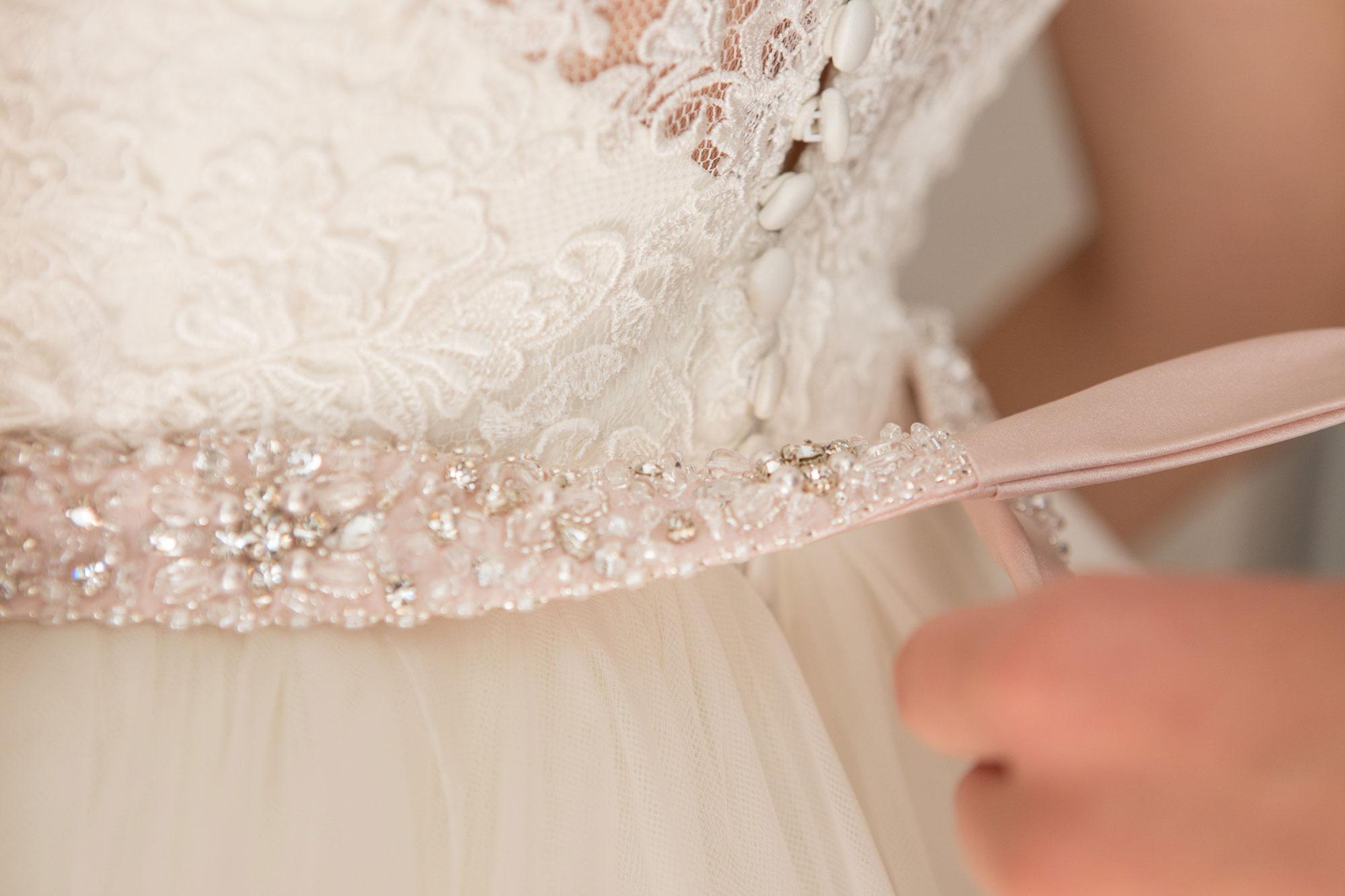 Wedding Dress Alterations - Manoj Bespoke Tailor Sheffield