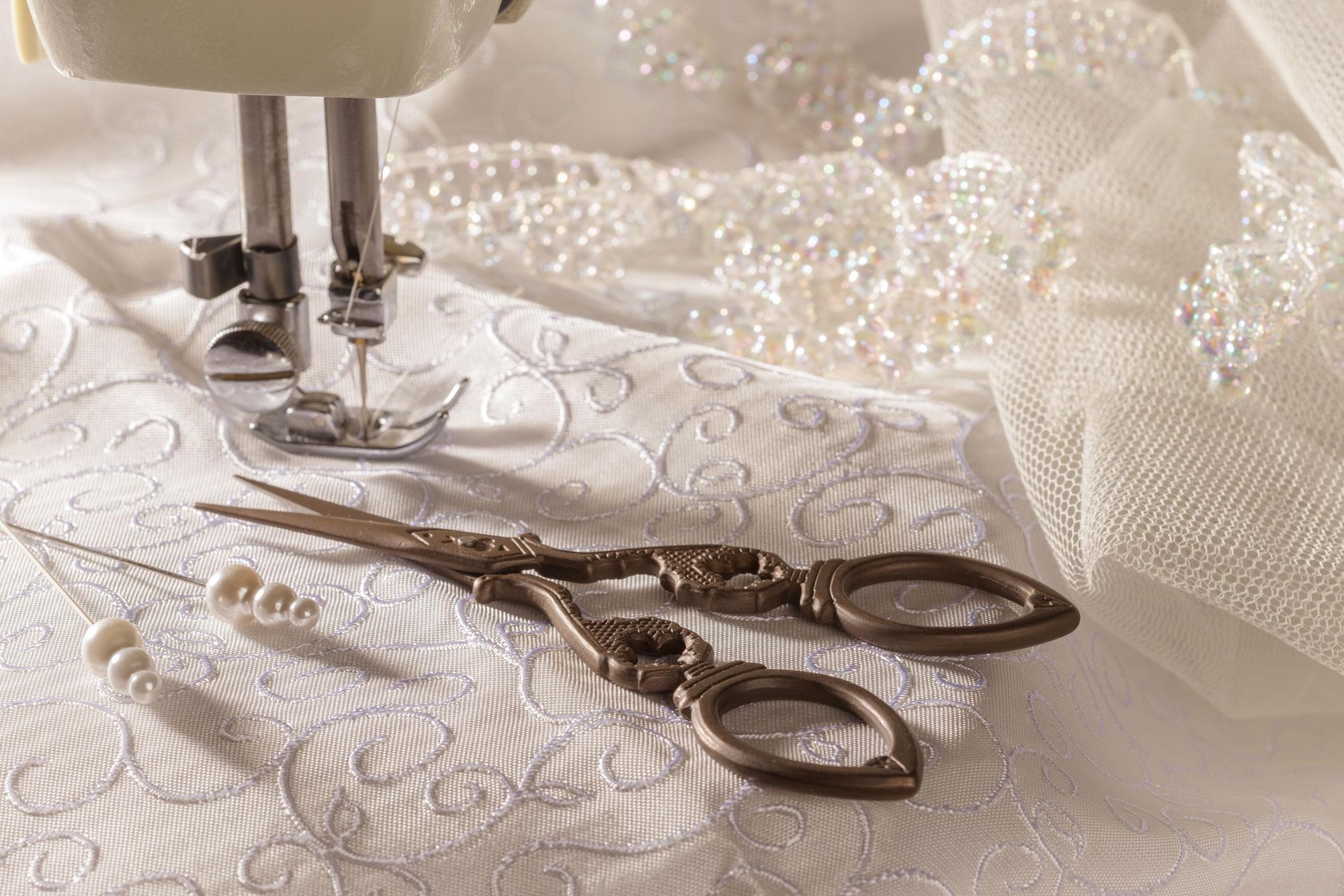 Bespoke Wedding Dress Tailoring - Manoj Bespoke Tailor Sheffield